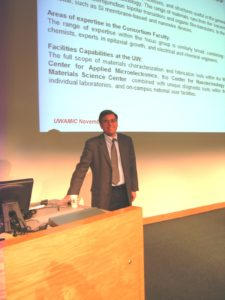 Professor Paul Evans, MS&E - Electronic Materials and Devices