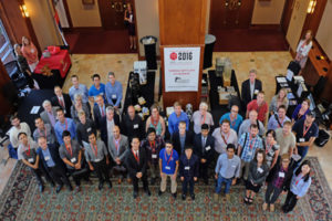 Group picture at 2016 Annual Meeting